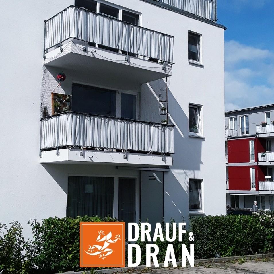 Drauf & Dran: Balkon &Terrassenverkleidung
